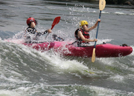 Kayaking and Canoeing trips Kenya