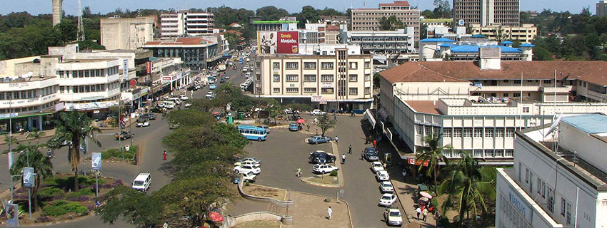 Tour of Kisumu city