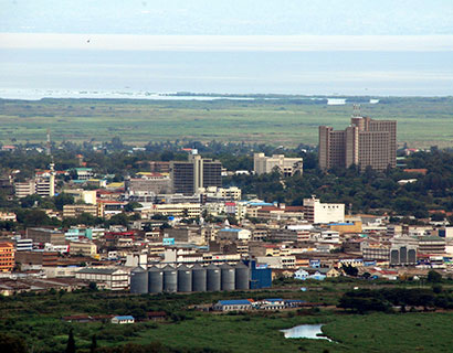 About Kisumu City