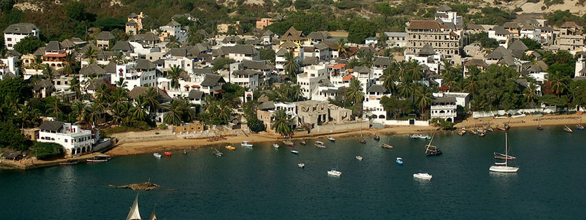 Beach Holiday destinations in Kenya, Lamu