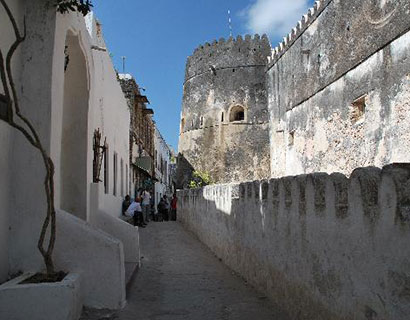 Tour and holiday attractions in Lamu