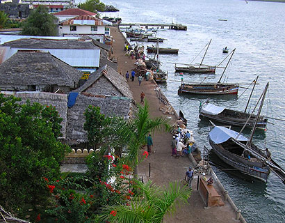 Lamu places of attractions