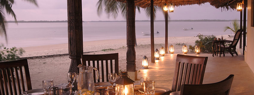 Luxury beach hotels in Lamu town