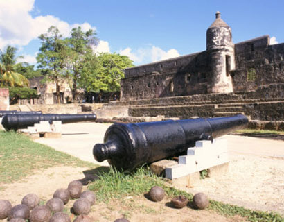 Mombasa city attractions, Fort Jesus