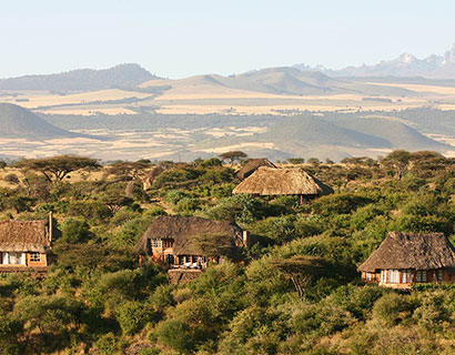 holiday and luxury lodges in Laikipia