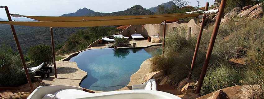Luxury hotels in Laikipia