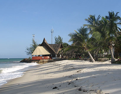 Diani beach attractions