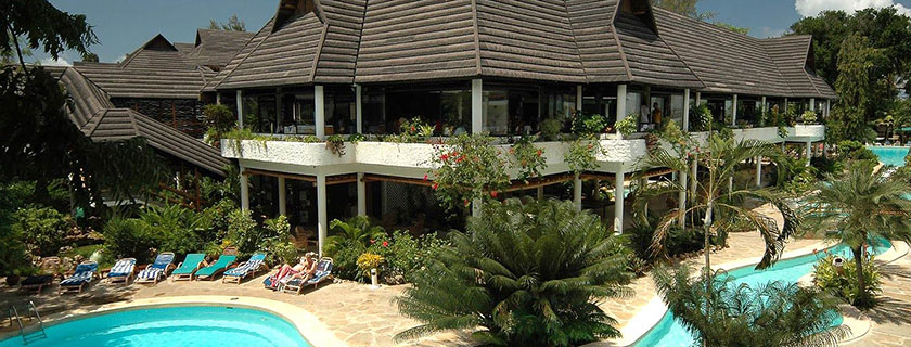 Kilifi Beach Holiday Resorts