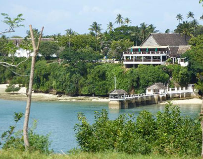 Kilifi beach hotels