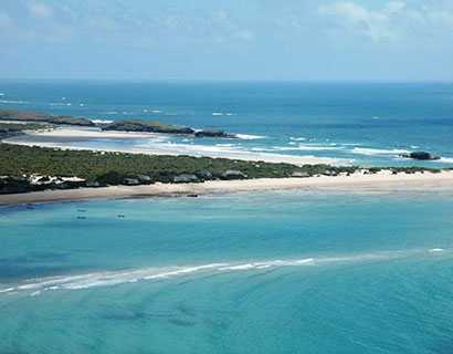 Where to go for beach holidays in Kenya