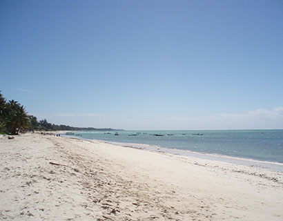 beach holiday destinations, Malindi