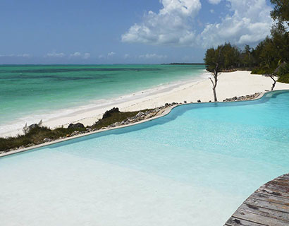 beach holidays and resort in Zanzibar