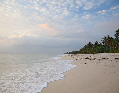 beach holiday attractions in Mombasa