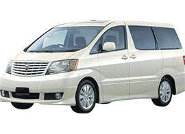 family rental cars and vans for hire in Kenya, Tanzania and Uganda