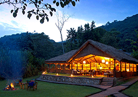 Hotels in Bwindi