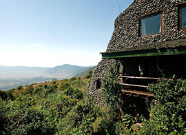 Ngorongoro Crater Hotels