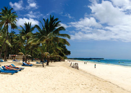 Beaches in Mombasa