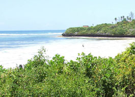 Beaches in Kilifi