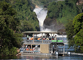 attractions in Murchison Falls