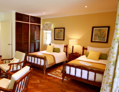 aberdare country club family rooms