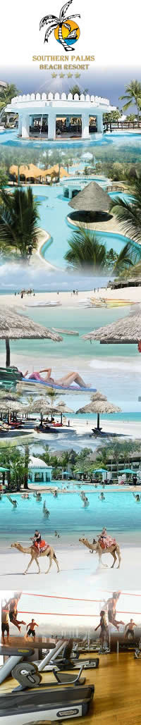 Diani Beach and Beach holidays