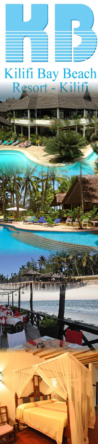 Kilifi Beaches and Beach hOlidays