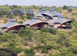 top safari honeymoon accommodation
