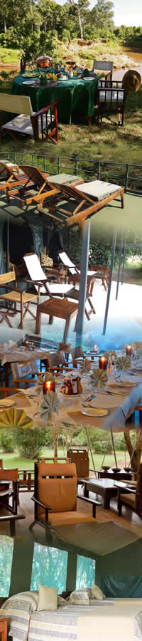 Safari Hotels in Masai Mara,Ilkeliani Camp