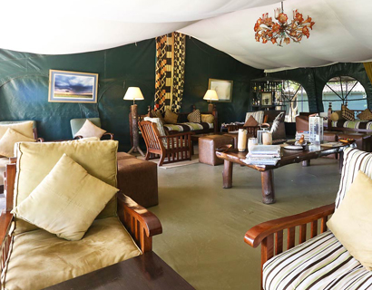 Mara Camp, Ilkeliani lounge