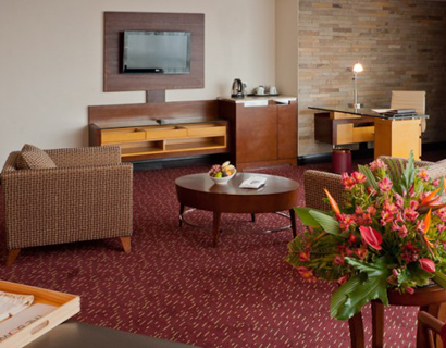 Luxury holiday accommodation, Boma hotel