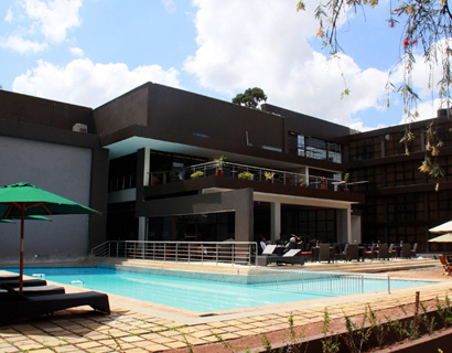 The boma hotel nairobi hotels for Pool garden restaurant nairobi