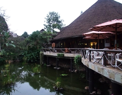 hotels in kenya, Safari park hotel