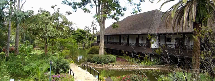 accommodation in Nairobi, Safari park hotel