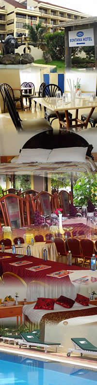 Safari Hotels in Nakuru ,Bontana Hotel