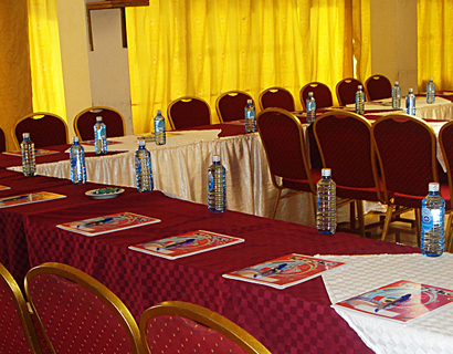 Bontana hotel meeting area