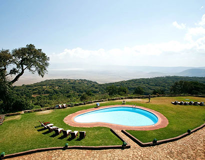 Ngorongoro safari holiday accommodation