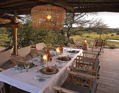 Serengeti safari holiday accommodation