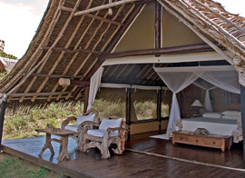 Kenya honeymoon lodges in Kenya