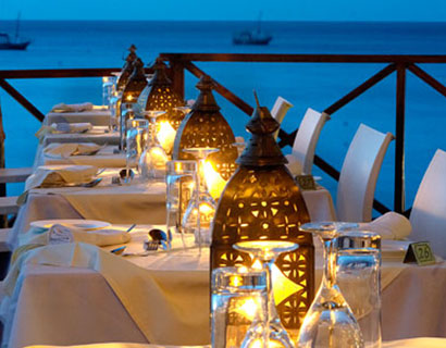 Zanzibar Beach hotels and resorts