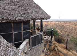 Tsavo Lion Hill Lodge
