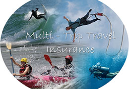 Multi Annual Trips Travel Insurance