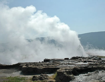 Lake Bogoria excursion