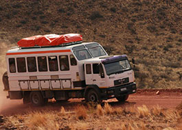 Camping and Overland Tour in Kenya
