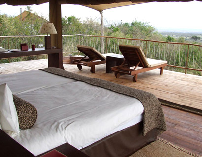 intimate safari Honeymoon