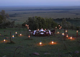 Bush wedding and Safari Honeymoon