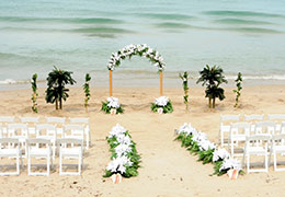Beach Wedding and Honeymoon