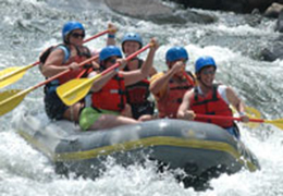 Full Day Water Rafting
