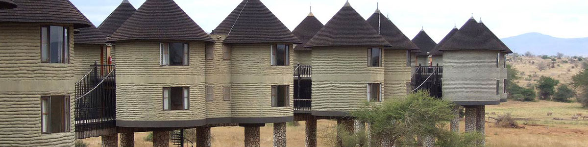 safari holiday hotels and lodges in Africa