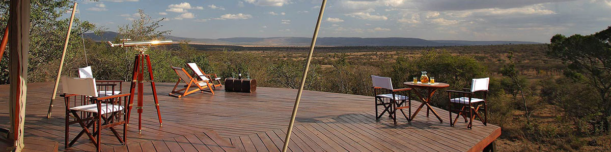 romantic safari holiday accommodation